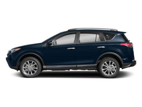 New 2018 Toyota RAV4 Limited Sport Utility With Navigation