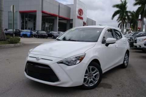 Certified Pre-Owned 2016 Scion iA 4DR SDN AT