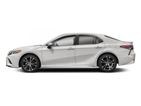 New 2018 Toyota Camry SE 4dr Car